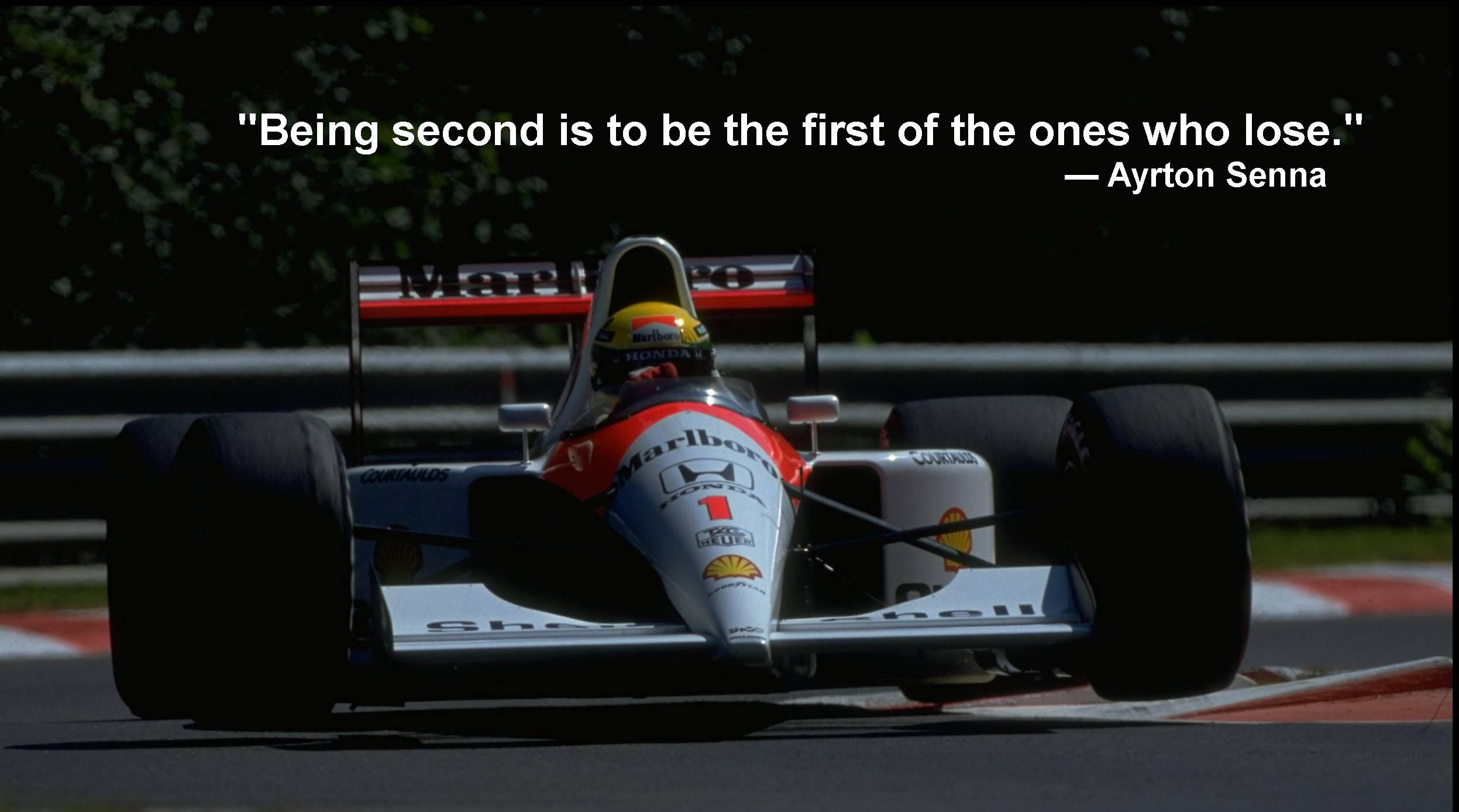 Ayrton Senna Quotes Image Quotes At Relatably Com: Chirag Patel