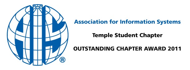 AIS Outstanding Student Chapter Award 2011