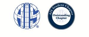 AIS receives Outstanding Chapter award