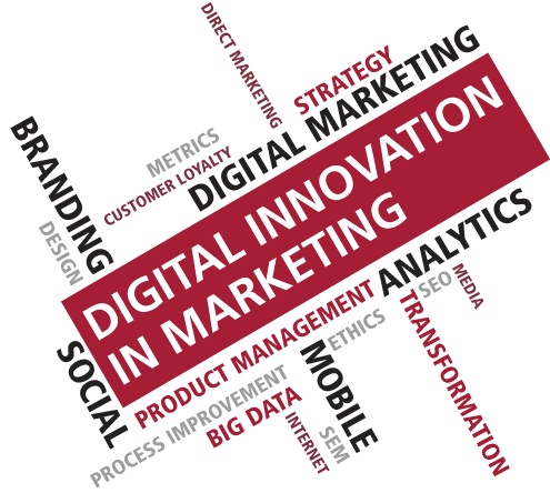 Master of Science - Digital Innovation in Marketing