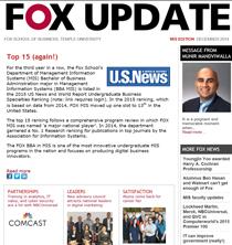 Fox Update December 2014