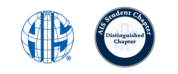 AIS receives Distinguished Student Chapter award