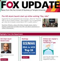 Fox Update October 2015