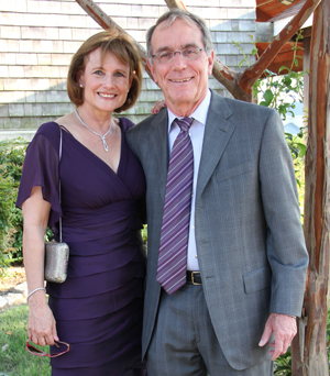 Andrea and Jim Stewart