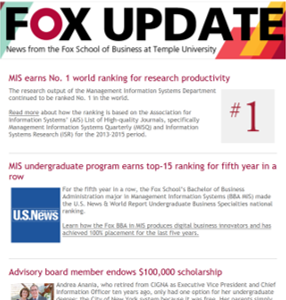 fox update nov 2016