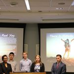 MIS capstone presentations reach new heights of excellence
