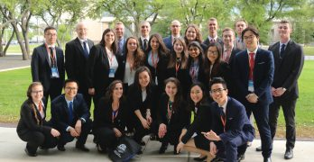 Temple AIS students win big in national competition