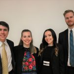 Capstone students demonstrate technology's transformative impact