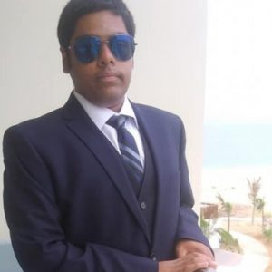 Profile picture of Vishnu Pillai