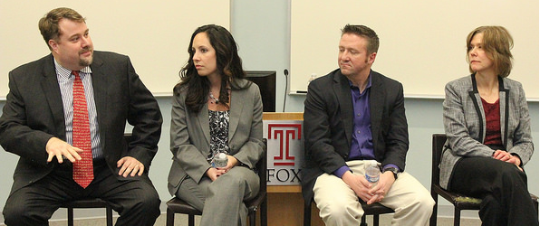 ITACS event brings together MIS students & top industry panelists