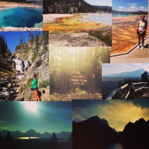 Photos from Yellowstone and Grand Teton National Park