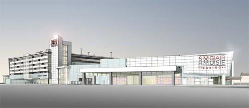 SugarHouse Casino Expansion