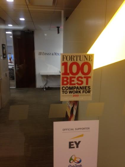 Risk advisory intern ey